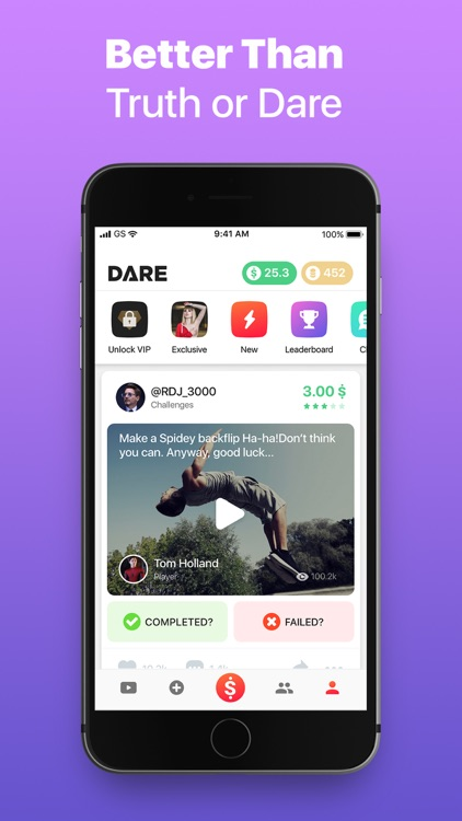 Dare App: Try Your Nerve screenshot-4