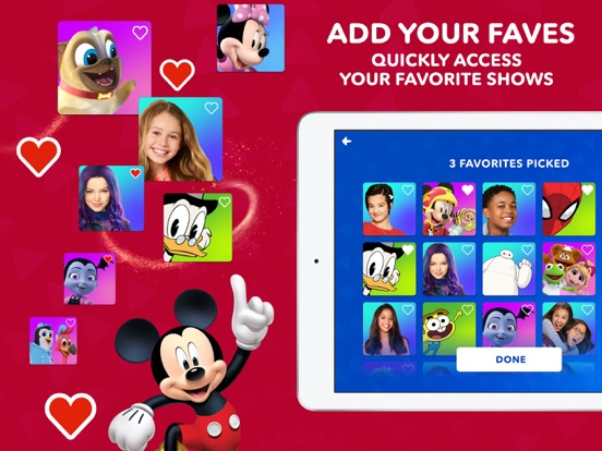 DisneyNOW – Episodes & Live TV screenshot