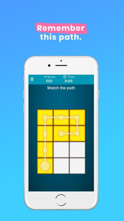 Brainwell: Brain Training Game screenshot-3