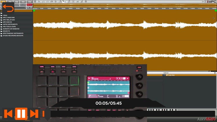 Intro Course for MPC Software screenshot-3