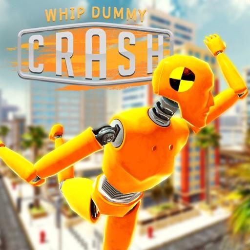 Whip Dummy Crash
