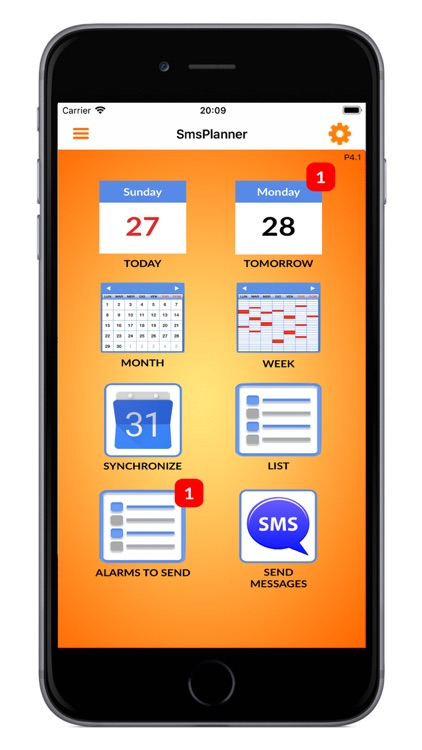 Sms Planner LITE-Send your SMS
