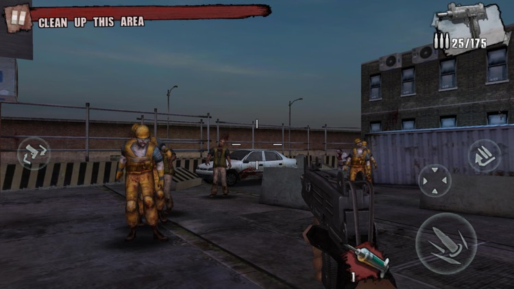 Zombie Frontier 3: Sniper FPS screenshot-9