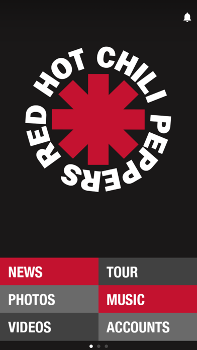 Red Hot Chili Peppers Official