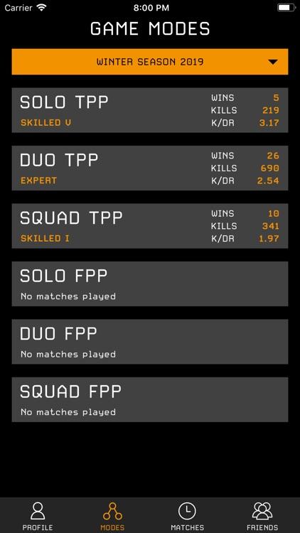 Stats Tracker for PUBG screenshot-9