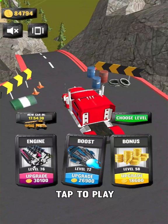Stunt Truck Jumping screenshot 6