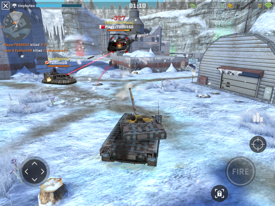Massive Warfare: war machines screenshot 16