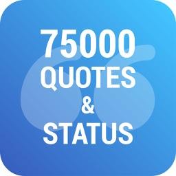 75000+ Quotes & Status 2018