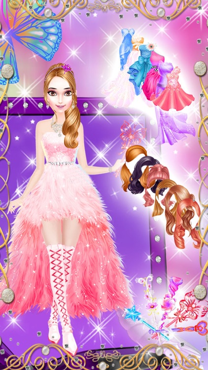 Little Princess Party Makeover screenshot-3