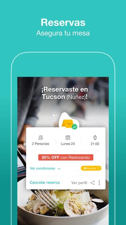 Restorando: Restaurantes Bares screenshot-6