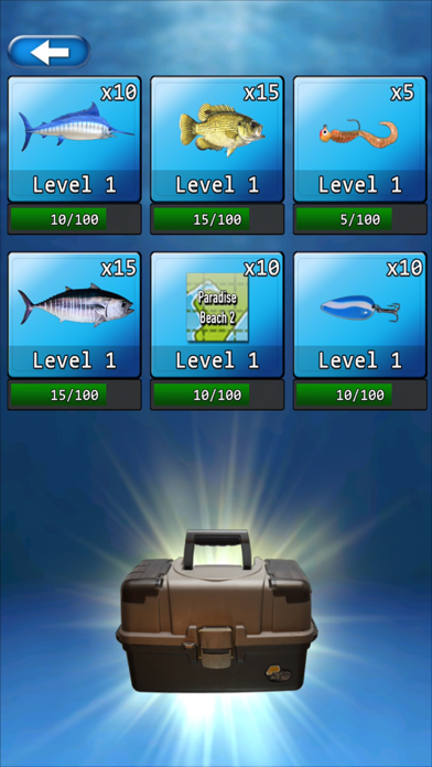 Screenshot for iFishing 5 in United States App Store
