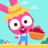 泡泡兔开心成长乐园:卡通农场小镇