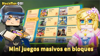 Blockman GOCaptura de pantalla de2