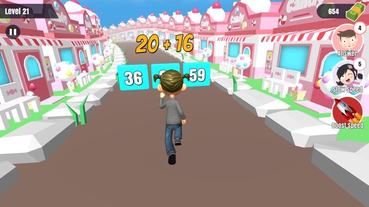 Run Math Runner – Solve Quiz screenshot-6