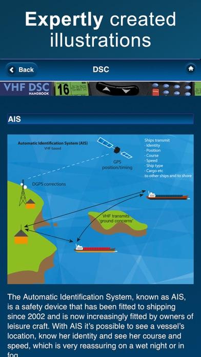 VHF DSC Radio screenshot three