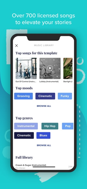 Animoto: Social Video Editor on the App Store