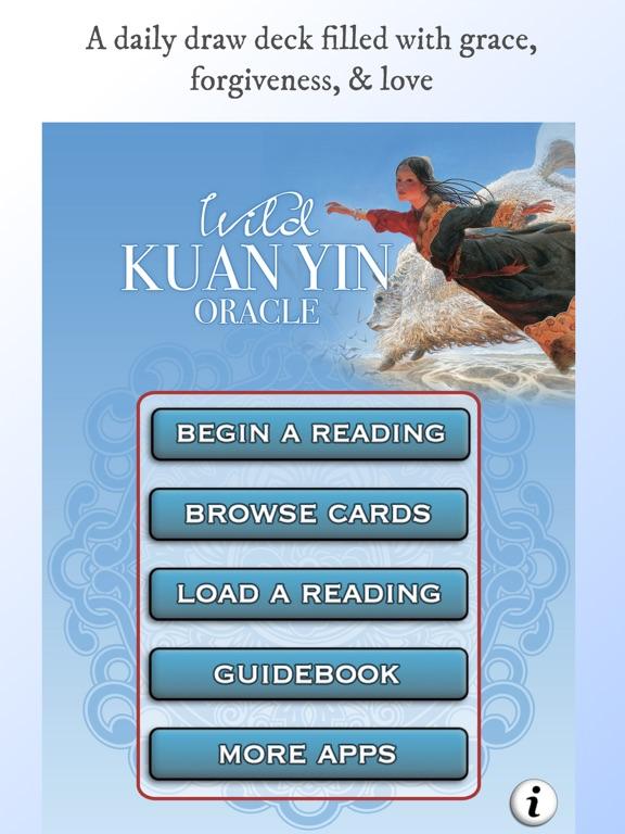 Wild Kuan Yin Oracle screenshot 5