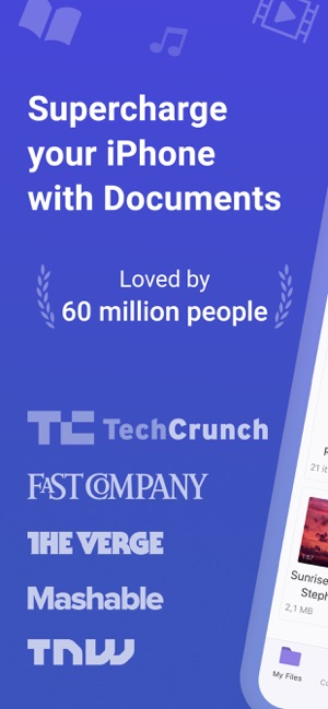‎Documents by Readdle Screenshot
