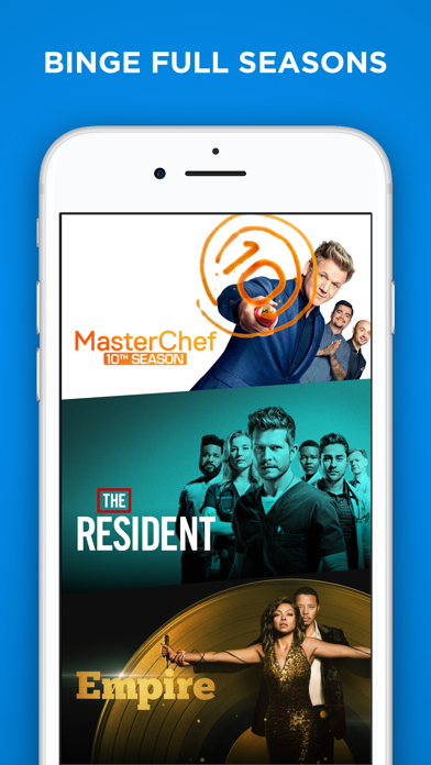 download FOX NOW: Watch TV & Sports apps 1