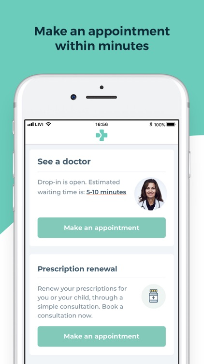 LIVI – See a doctor by Video