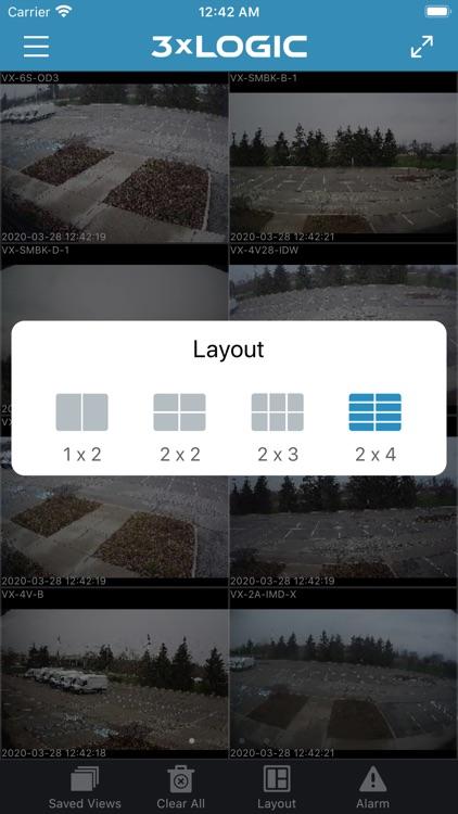 3xLOGIC View Lite II