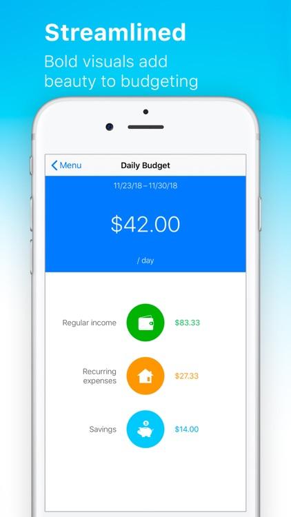 Daily Budget Original Pro screenshot-4