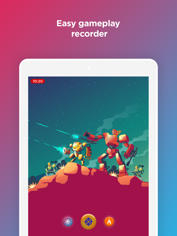 Screen Recorder- Record Game screenshot