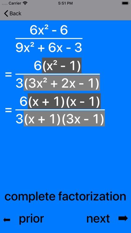 ARationalExp Simply Rational screenshot-3