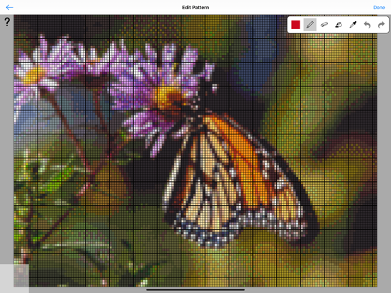 Cross Stitch Creator Screenshots