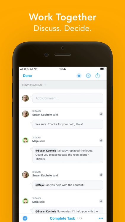 Task Management: MeisterTask screenshot-3
