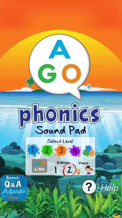 AGO Phonics Sound Padのおすすめ画像1
