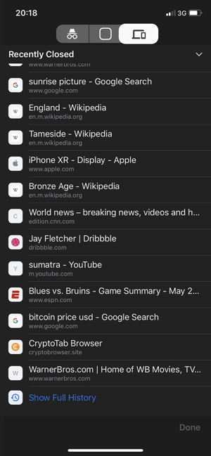 CryptoTab Browser Mobile on the App Store