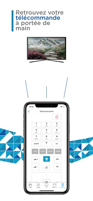 ecouter repondeur portable a distance bouygues