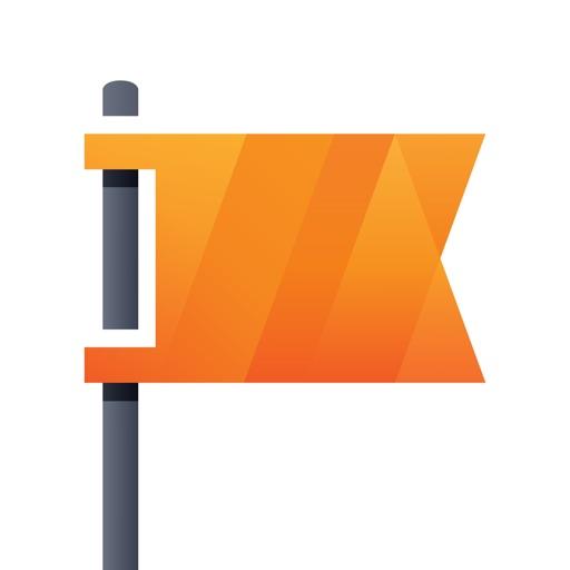 Facebook Pages Manager app logo