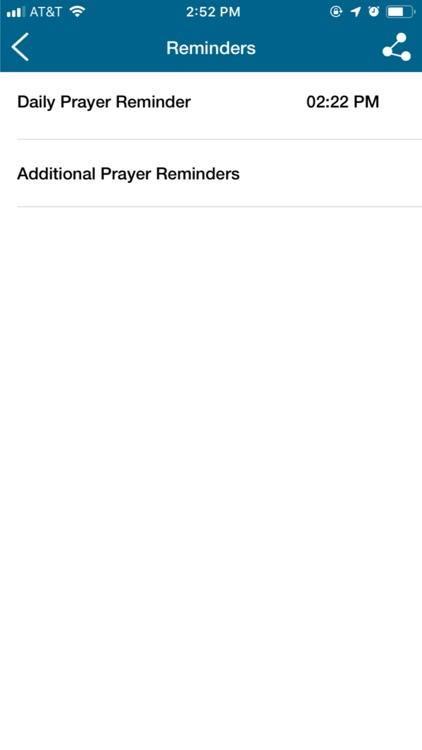 Prayer of the Day screenshot-3