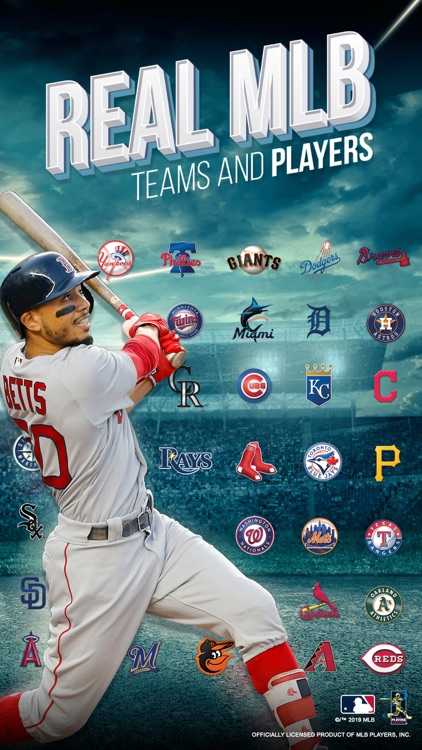 MLB Tap Sports Baseball 2019 screenshot-0
