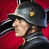 二战名将:钢铁战争策略游戏,征服世界战争的二战游戏