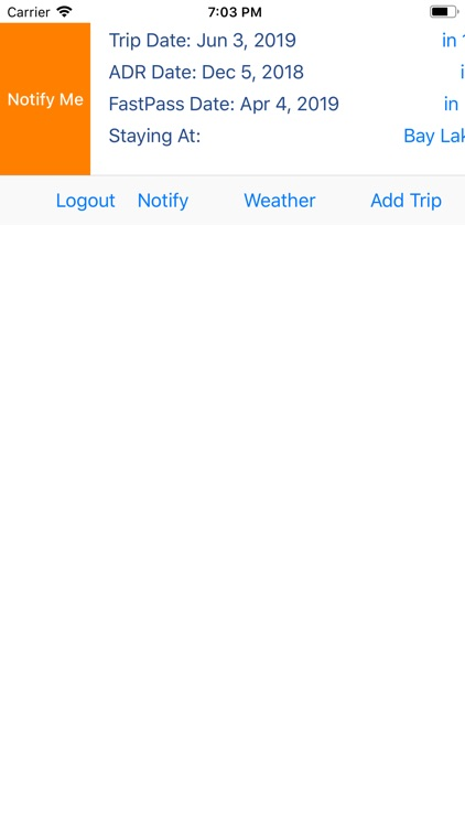 Countdown to WDW Vacation screenshot-4