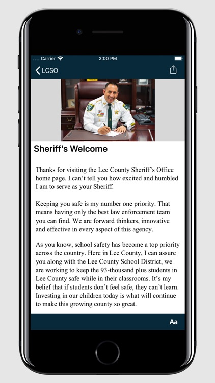 Lee County FL Sheriff's Office