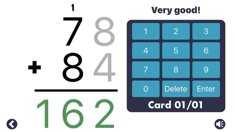 MathEdge Add and Subtract screenshot-4