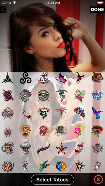 Tattoo on your photo screenshot-3