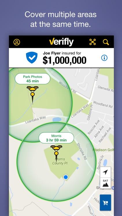 Verifly – Drone Insurance screenshot-4