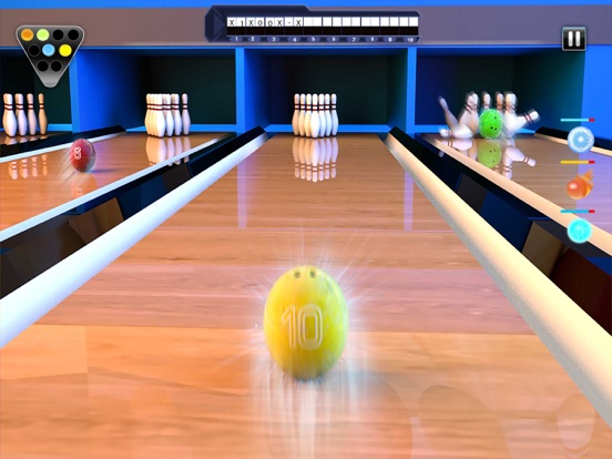 Bowling 3D Pin Strike eSports screenshot #3