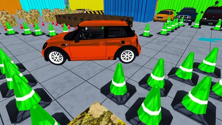 Advance Car Parking 3D Sim