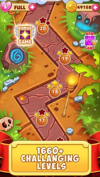 Mahjong Quest - Majong Games screenshot-6