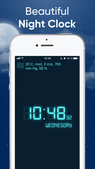 Loud Alarm Clock, Wake Me Up! screenshot one