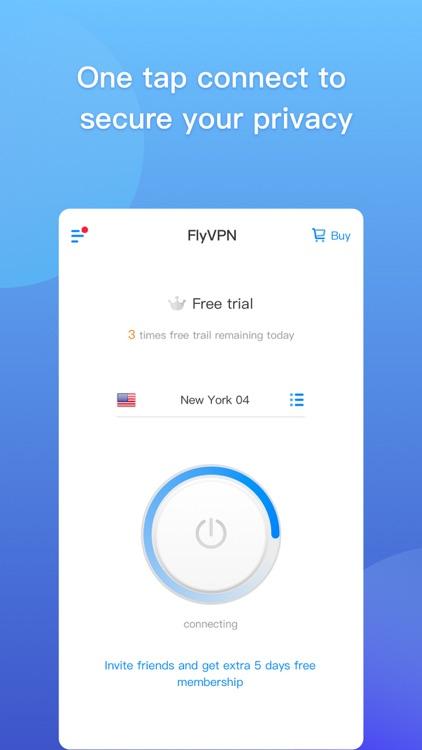 FlyVPN - Unlimited VPN Proxy by FLYVPN