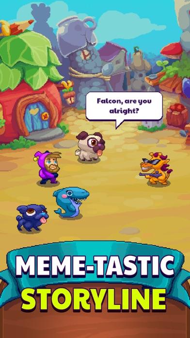 PewDiePie's Pixelings Screenshot on iOS
