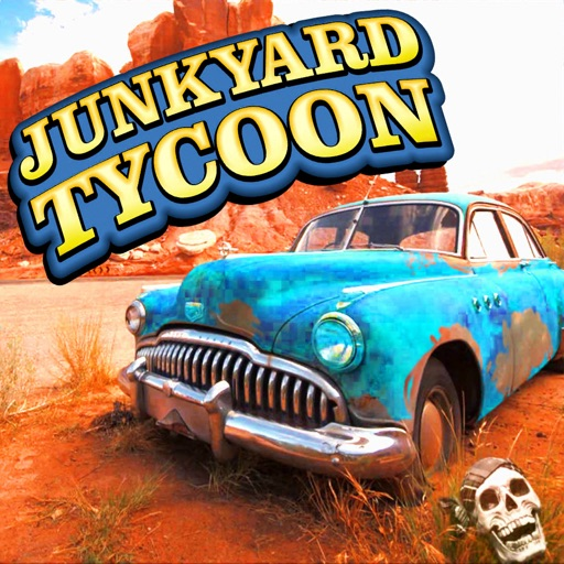 Junkyard Tycoon - Car Business
