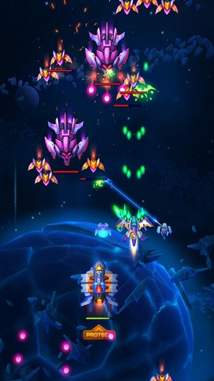 Space Justice: Alien Shooter screenshot-4